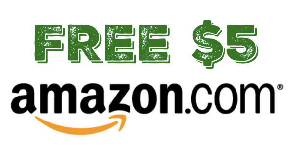 $5 Amazon Credit /w Next $10+ Purchase