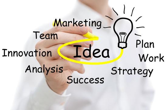 Marketing Ideas & Useful Materials