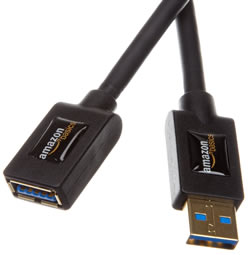 Amazon Basics USB Extension