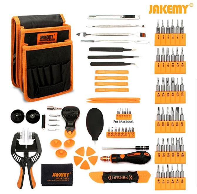 Jakemy Screwdriver Kit