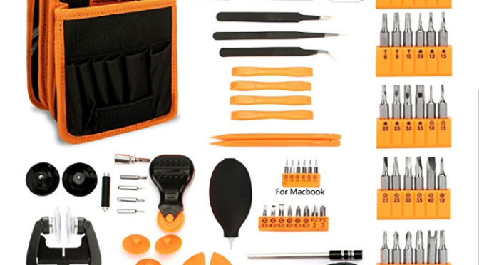 Jakemy Screwdriver Kit