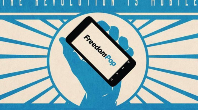 FreedomPop $.01 Cent 4G LTE SIM Cards!